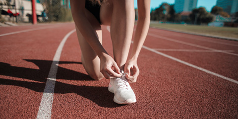 Foot or Ankle Pain? It Might Be Your Athletic Shoes
